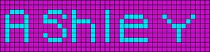 Alpha pattern #1198