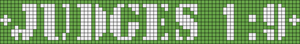 Alpha pattern #1200