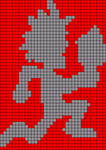 Alpha pattern #1201
