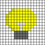 Alpha pattern #1206
