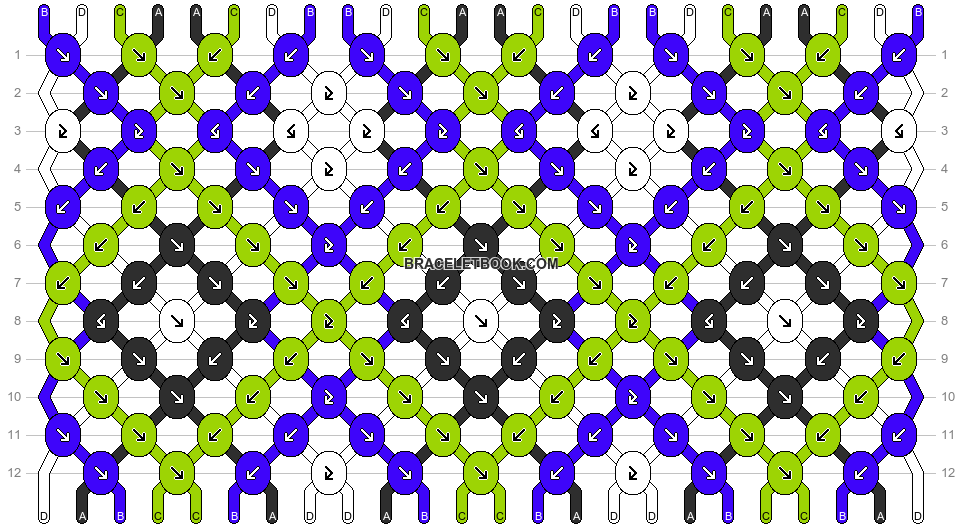 Normal pattern #1210 pattern