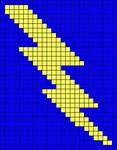 Alpha Friendship Bracelet Pattern #1213