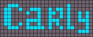 Alpha pattern #1226