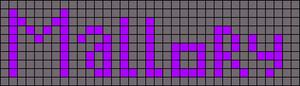 Alpha pattern #1227