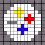 Alpha pattern #1229