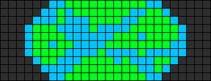Alpha pattern #1231