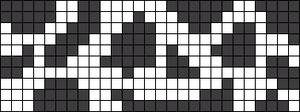Alpha pattern #1236