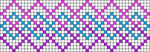 Alpha pattern #1243