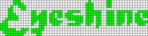 Alpha pattern #1244