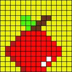 Alpha pattern #1248