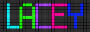 Alpha pattern #1265