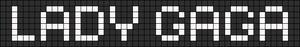 Alpha pattern #1266