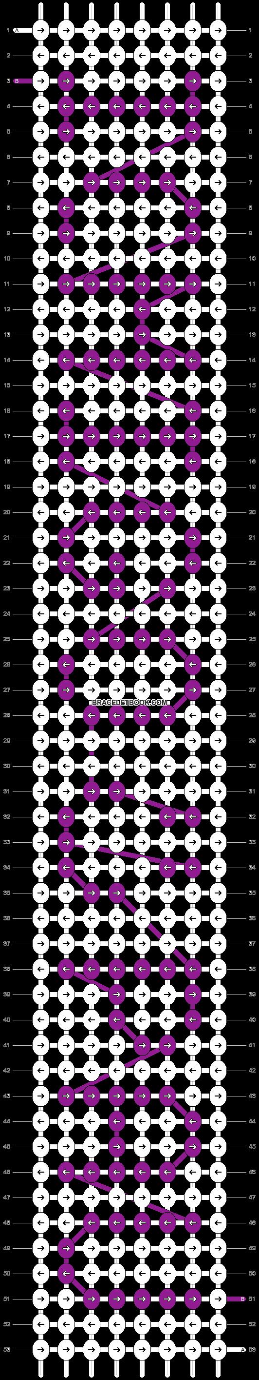 Alpha pattern #1274 pattern