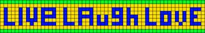 Alpha pattern #1287