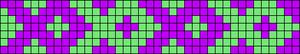 Alpha pattern #1291