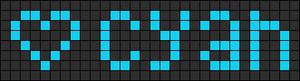 Alpha pattern #1294