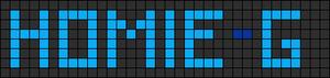 Alpha pattern #1295