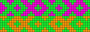 Alpha pattern #1303