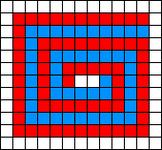 Alpha pattern #1309