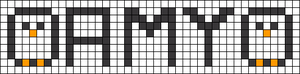 Alpha pattern #1316