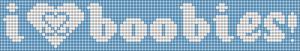 Alpha Friendship Bracelet Pattern #1317