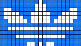 Alpha pattern #1329