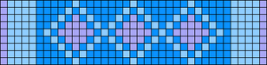 Alpha pattern #1331