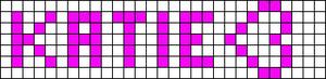 Alpha pattern #1343