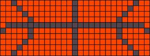 Alpha pattern #1345