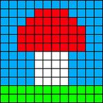 Alpha pattern #1356