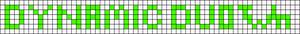 Alpha pattern #1362