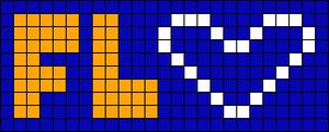 Alpha pattern #1373