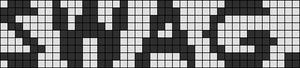 Alpha pattern #1418