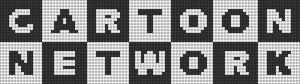 Alpha Friendship Bracelet Pattern #1431