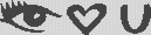 Alpha pattern #1438