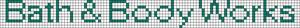 Alpha pattern #1446