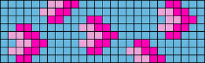 Alpha pattern #1464