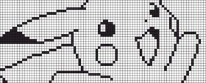 Alpha pattern #1480
