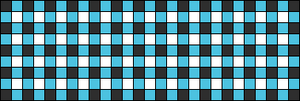 Alpha pattern #1489