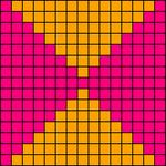 Alpha pattern #1496