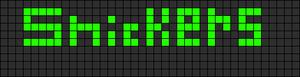 Alpha pattern #1498