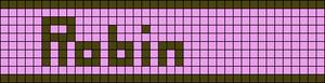 Alpha pattern #1507