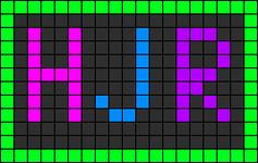 Alpha pattern #1532