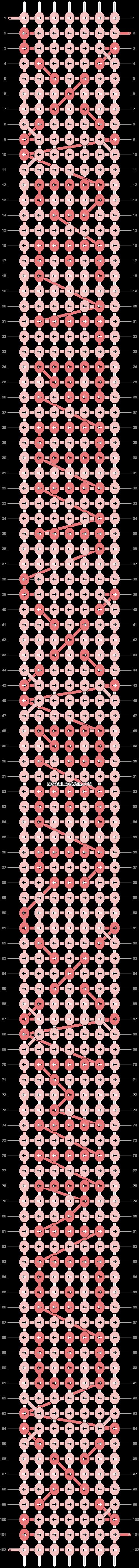 Alpha pattern #1536 pattern