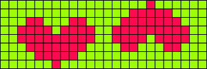 Alpha pattern #1541