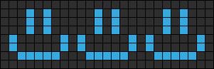 Alpha pattern #1542