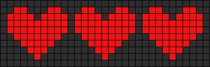 Alpha pattern #1545