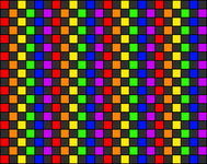 Alpha pattern #1558