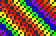 Alpha pattern #1565