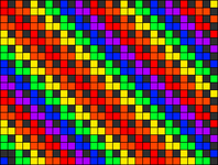 Alpha pattern #1567